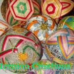 <!--:en-->Basic temari patterns (masu, spindle, swirl)<!--:--><!--:ru-->Базовые узоры для тэмари (квадрат, веретено, паутинка)<!--:-->