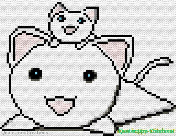en-->Neko Coneko cross stitch