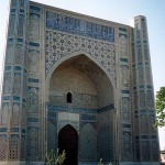 Samarkand Bibi Khanym Mosque (photo by Doron)