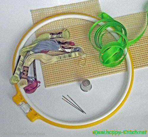 Инструмент для вышивки крестом 33
