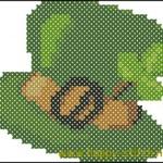 <!--:en-->Leprechaun hat cross stitch pattern<!--:--><!--:ru-->Шляпа лепрекона: схема для вышивки ко дню святого Патрика<!--:-->