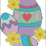 "<!--:en-->Easter eggs cross stitch pattern<!--:--><!--:ru-->Схема для вышивки ""Пасхальные яйца""<!--:-->"