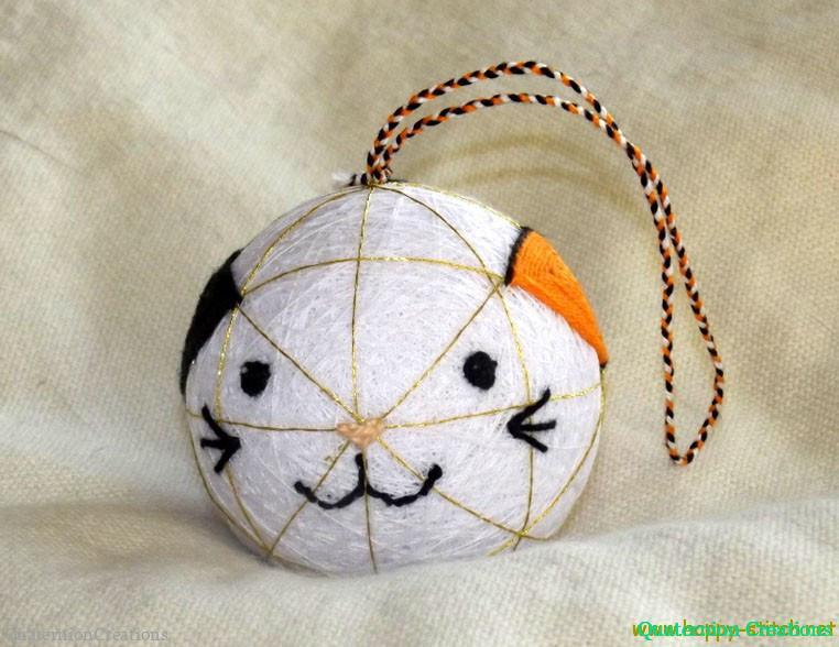 en-->Calico cat temari<!--