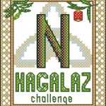 <!--:en-->Hagalaz rune cross stitch pattern<!--:--><!--:ru-->Руна Хагалаз – схема для вышивки крестом<!--:-->