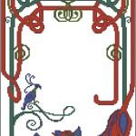 """<!--:en-->The Kells cat cross stitch pattern<!--:--><!--:ru-->Схема для вышивки """"Келлский кот""""<!--:-->"""