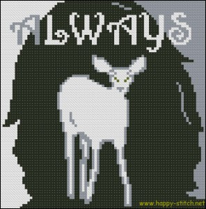 Always - free Harry Potter pattern