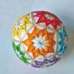 New temari balls!