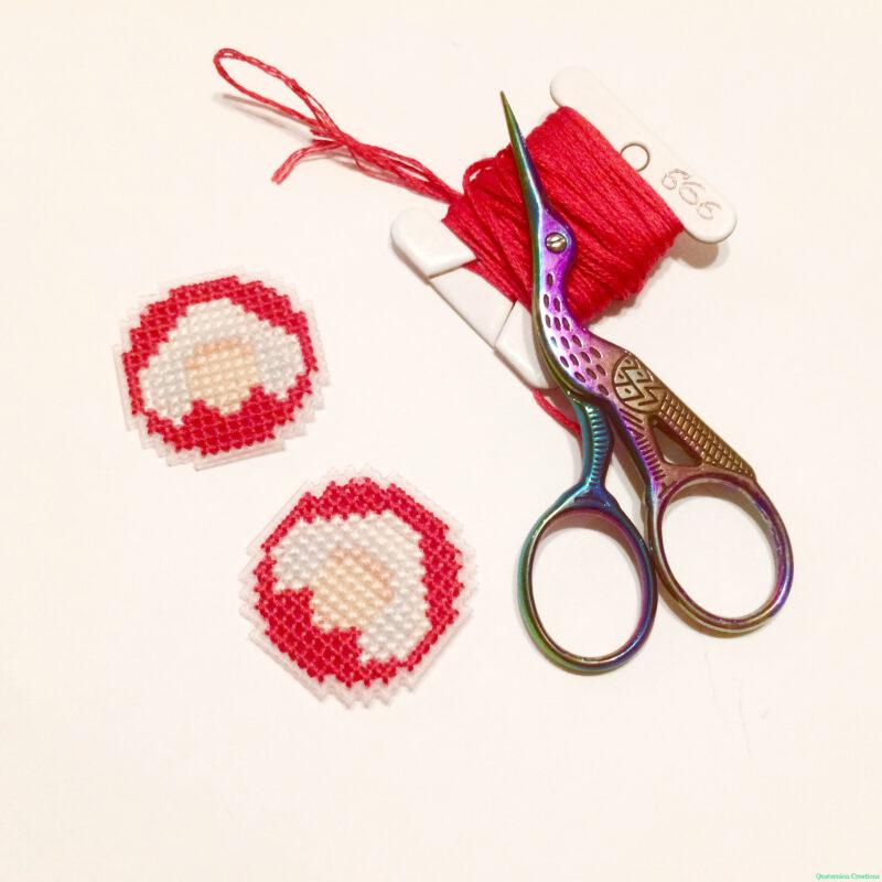 Handmaid's Tale cross stitch pattern